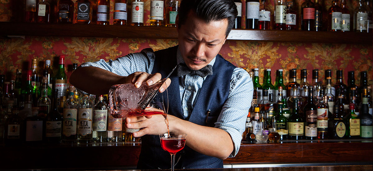 初心者がBARや自宅で楽しむウイスキーカクテルレシピ