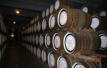 ウイスキー保管