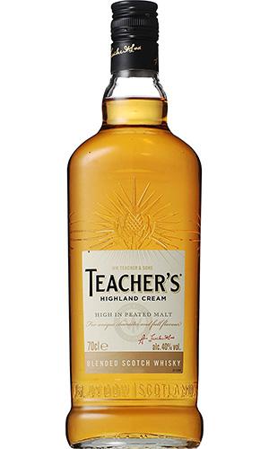 ティーチャーズ/スモーキーでピート香る1000円以内のウイスキー