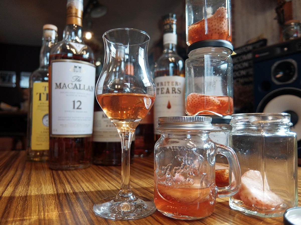 いちごウイスキーに合うウイスキー銘柄を見つけてみよう!