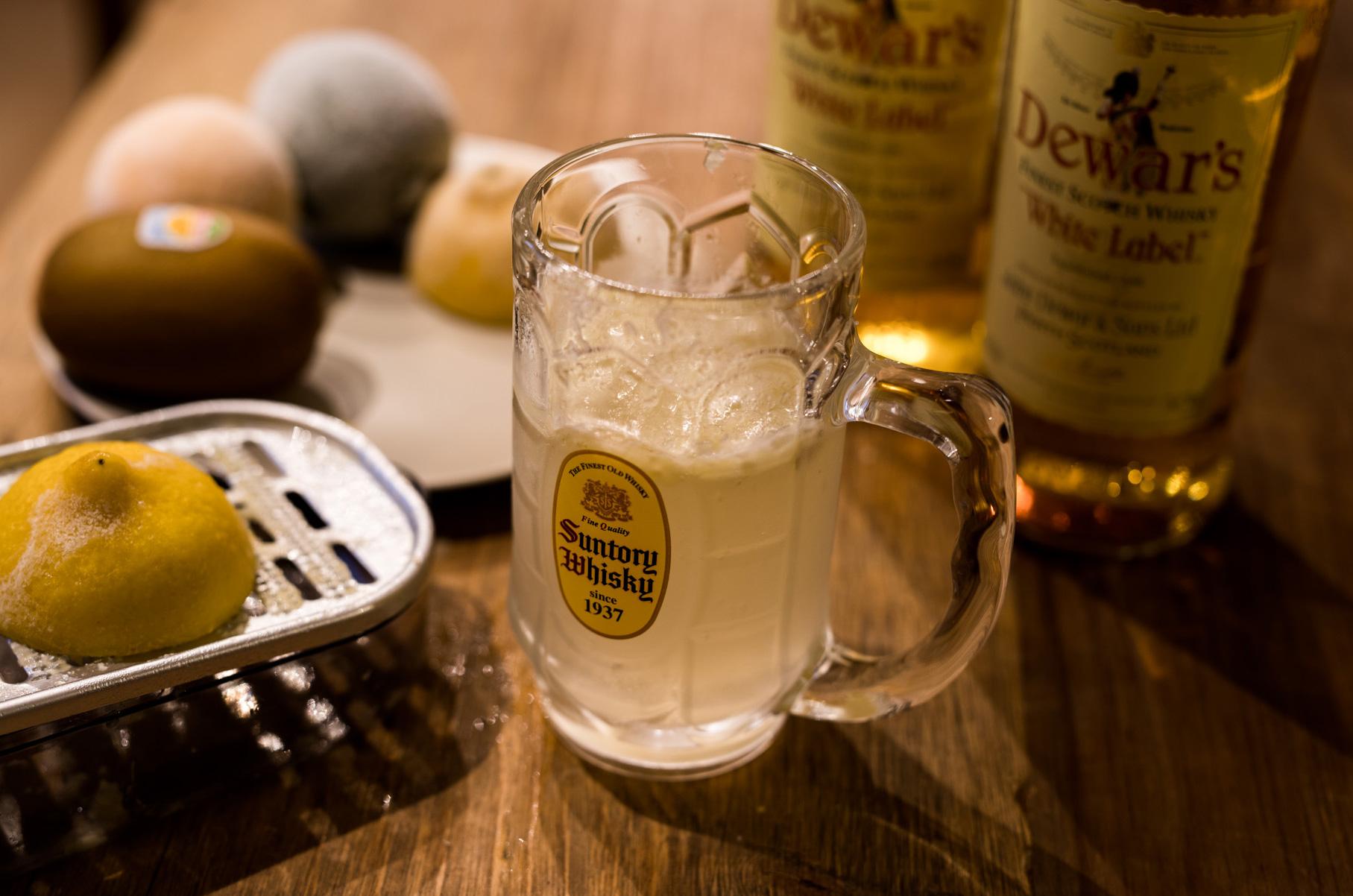 冷凍レモンハイボールを実飲