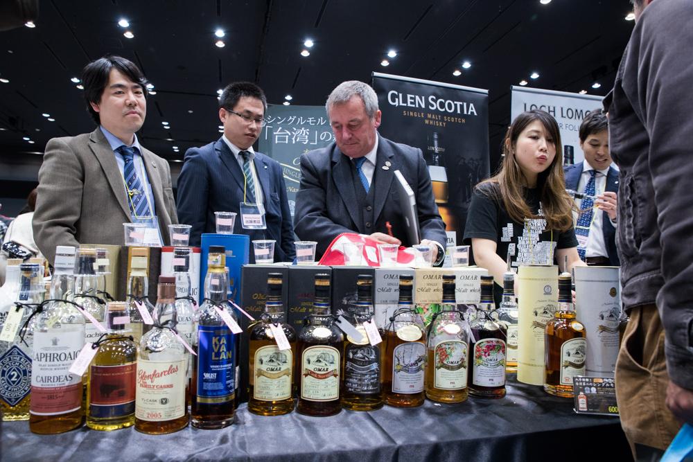 台湾のウイスキー、OMAR オマー