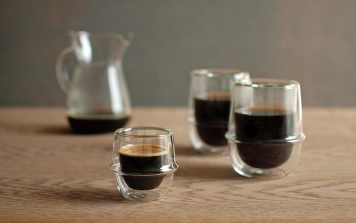 KRONOS(クロノス) ダブルウォールコーヒーカップ