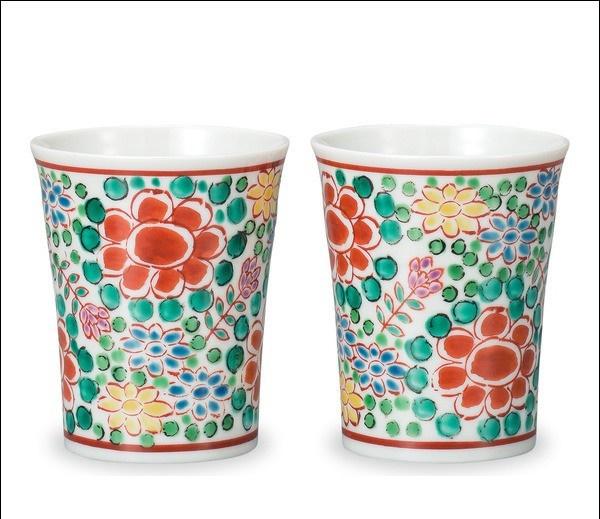 九谷焼 フリーカップ