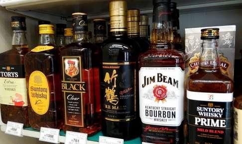 コンビニのウイスキーでおすすめは?