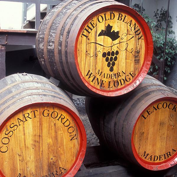 マデイラワイン樽