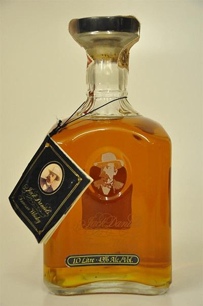 ジャック・ダニエル 125周年記念ボトル デキャンタ