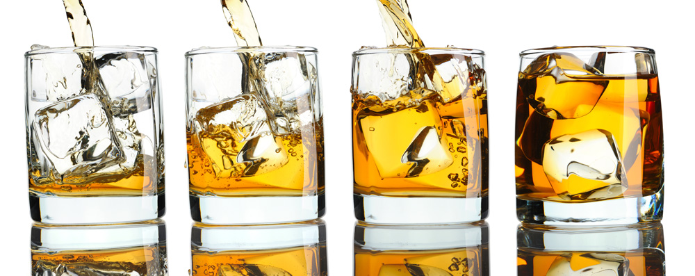 ウイスキーには量を表す用語もあります。これを覚えれば楽しみ方がぐんと広がります。