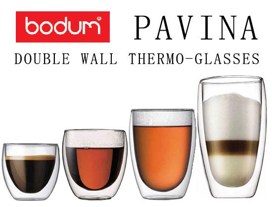 ボダム パヴィーナ グラス