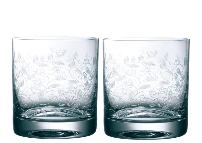 ボヘミアクリスタル ペアグラス