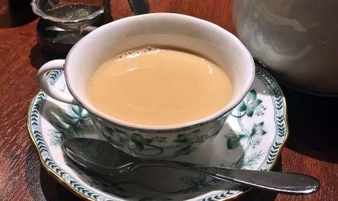 ウイスキー紅茶っておいしいの?in ジークレフ