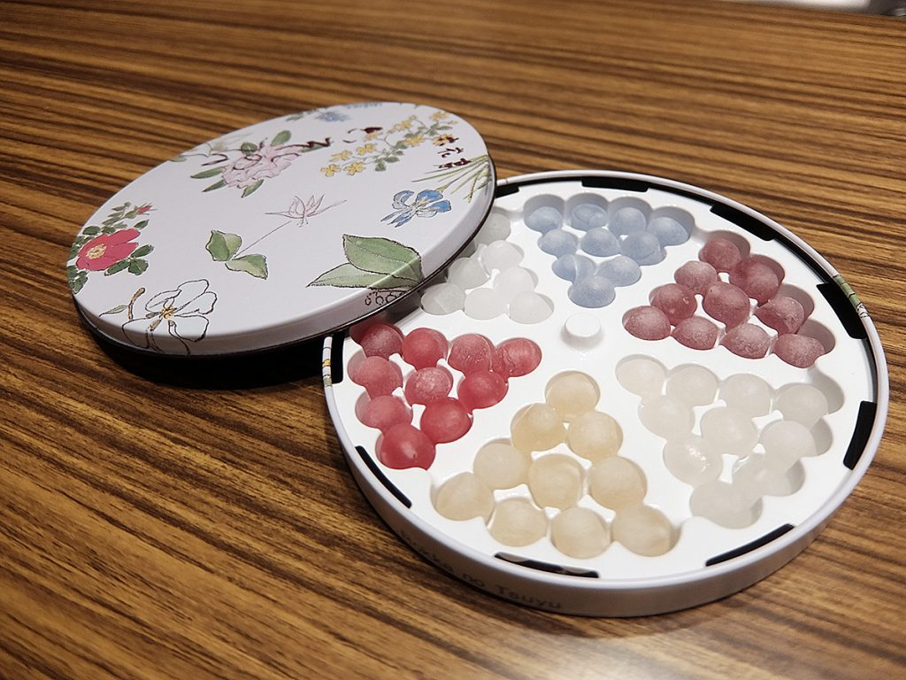 六花亭のボンボン菓子
