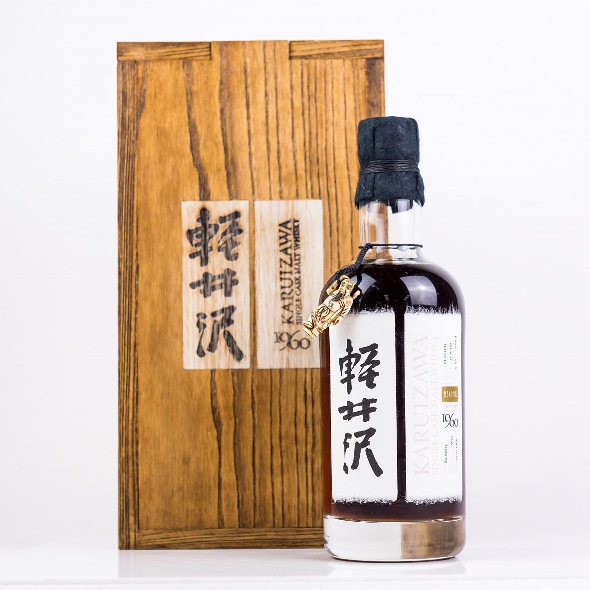 ウイスキー軽井沢