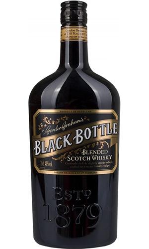 ブラックボトル/スモーキーでピート香る3000円前後のウイスキー