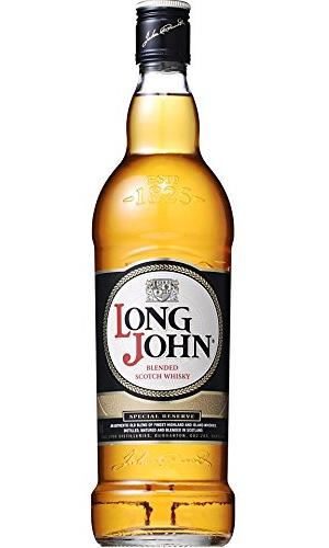 ロングジョン/スモーキーでピート香る1000円以内のウイスキー