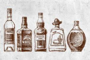 ウイスキーのアルコール度数をを検証
