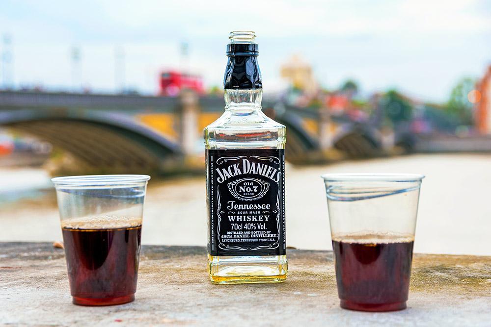 管理がとっても楽なウイスキー