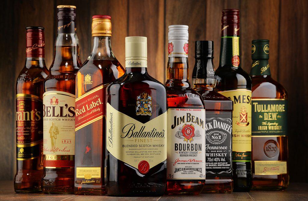 リーズナブルでボディがよくわかるブレンデッドウイスキー