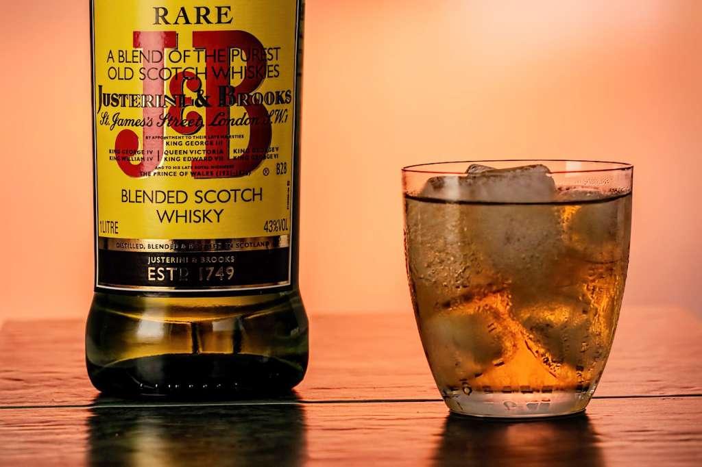 料理酒として使えるウイスキーも是非楽しんでください