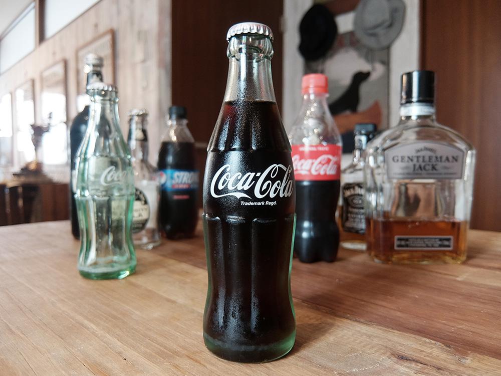 瓶コーラがおいしい理由は?
