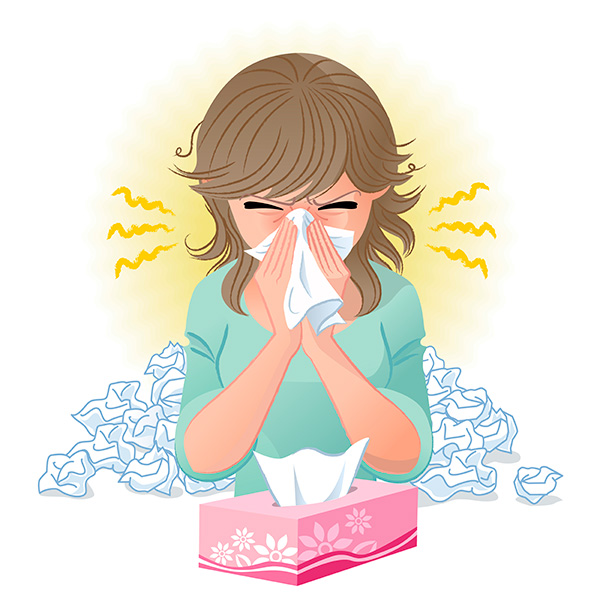 小麦アレルギーの人
