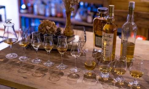 ウイスキーストレートを飲むのに最適なおすすめテイスティンググラスを解説します