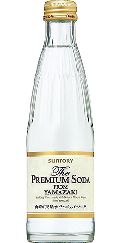 ウイスキーソーダ/ハイボールにおすすめの炭酸水:ザ・プレミアムソーダ