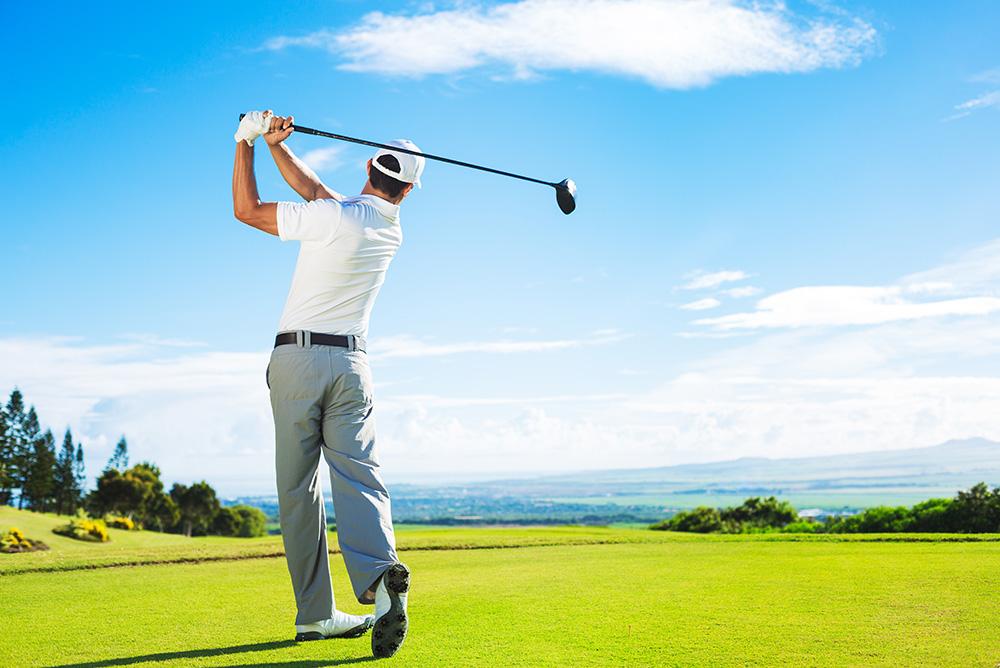 ハイボールはゴルフで球が高く上がったところから名づけられた