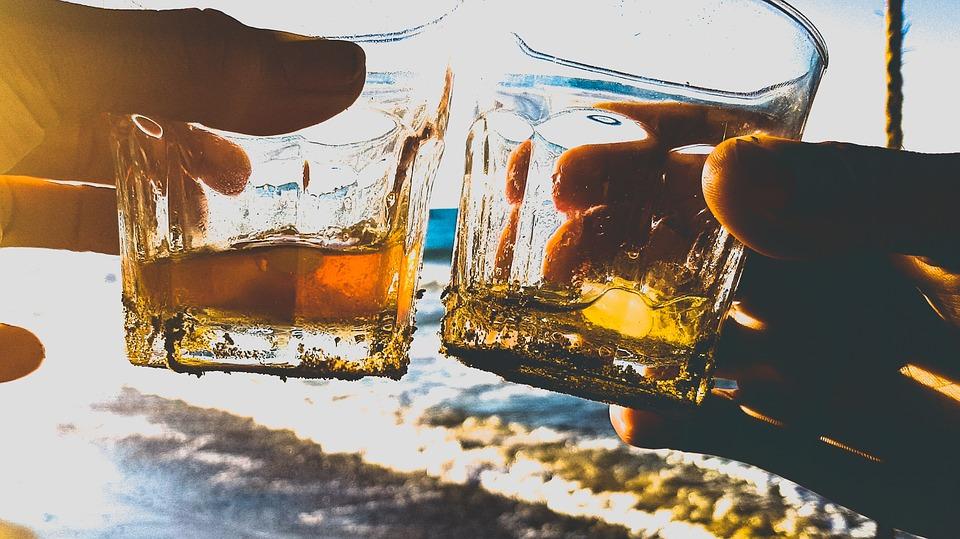 リラックス効果もあるウイスキーのお湯割り
