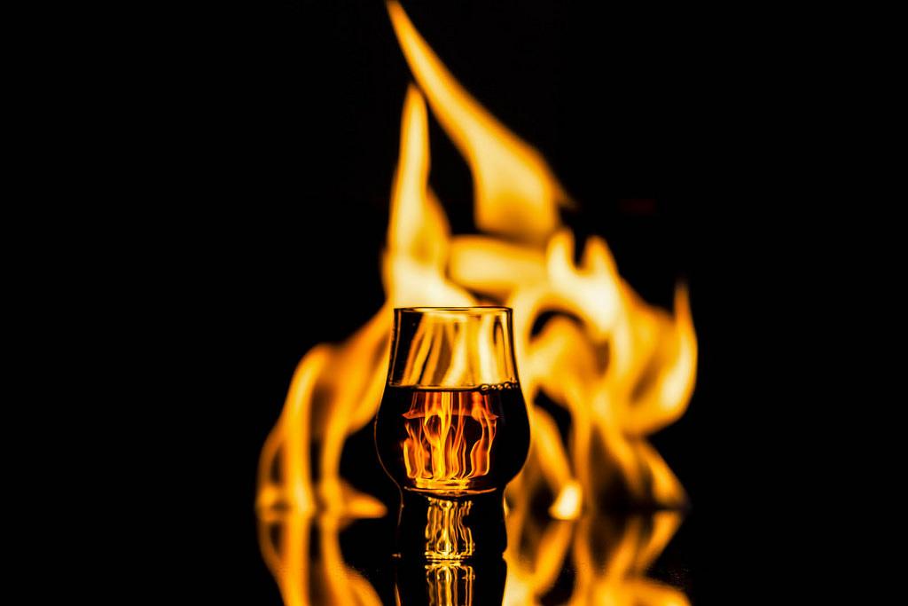 バーボンウイスキーのプルーフとは