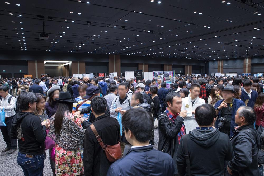 4900人の参加者で賑わうウイスキーフェスティバル2017