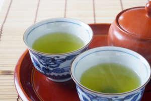 緑茶や日本茶