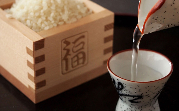 日本酒の辛口と甘口