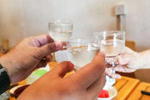 日本酒のカロリーと糖質量