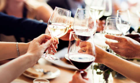 ワインのカロリーと糖質(炭水化物)を調べる