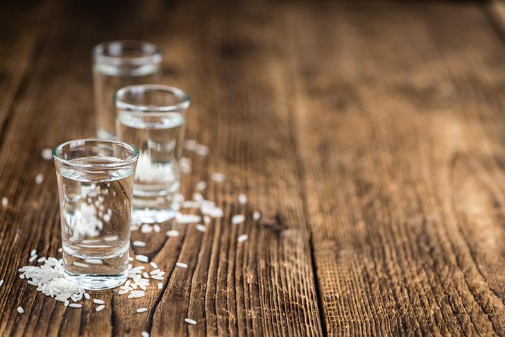 日本酒のカロリー