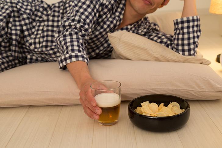 お酒と睡眠の関係