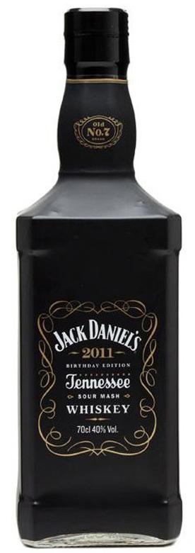 ジャック・ダニエル バースデイ リミテッド エディション 161周年記念ボトル