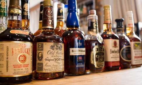 バーボンウイスキーのおすすめ銘柄紹介