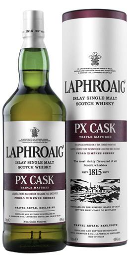 ラフロイグ PX CASK