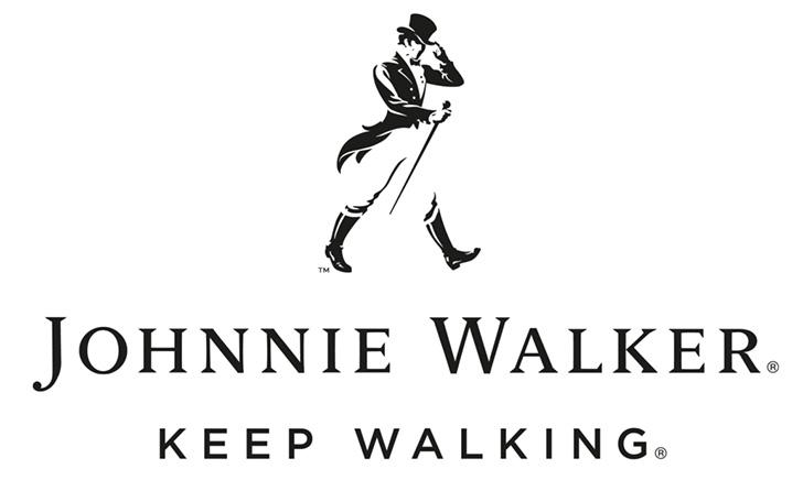ジョニーウォーカーのロゴ