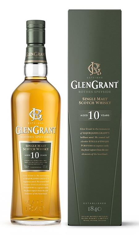 グレングラント 10年