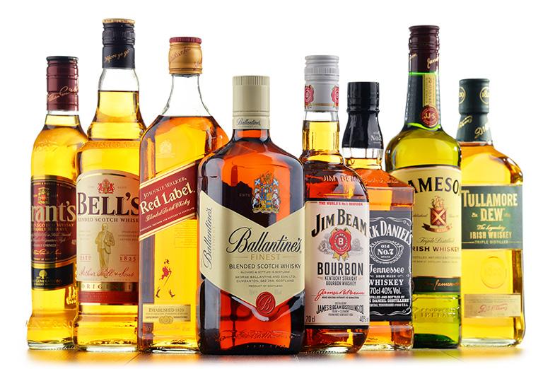 様々なのお祝いのプレゼントにウイスキーの贈り物ギフト