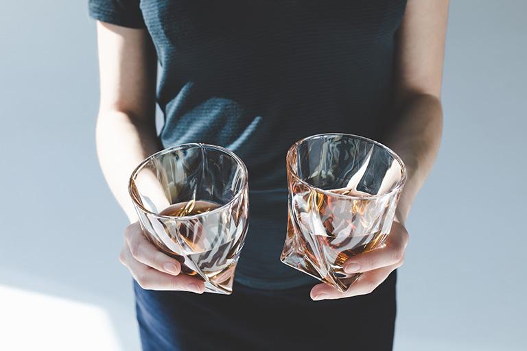 大切な思い出と何度も向き合えるお酒である
