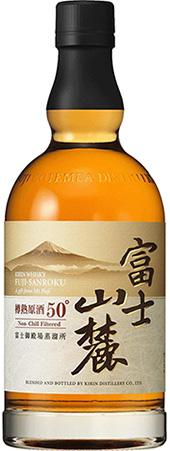富士山麓 樽熟原酒50度