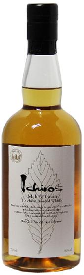 イチローズモルト モルト&グレーン ワールド・ブレンデッド・ウイスキー ホワイトラベル