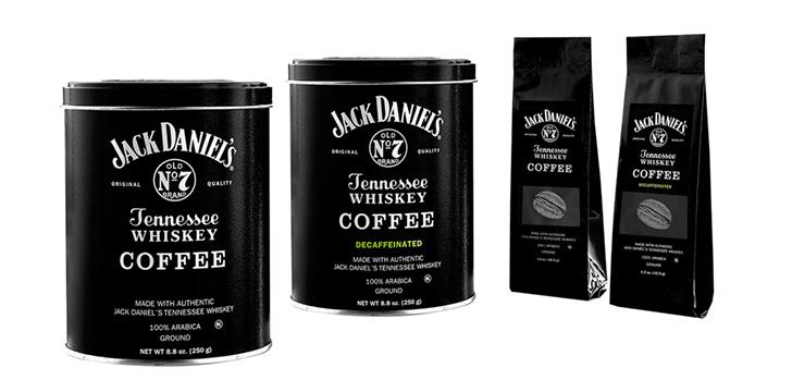 ジャックダニエルのコーヒー豆