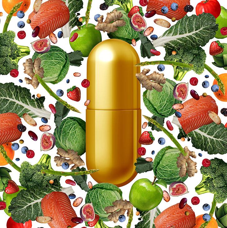 栄養ドリンクの有効成分