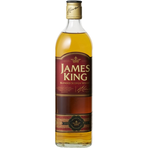 ジェームズキング レッドラベル
