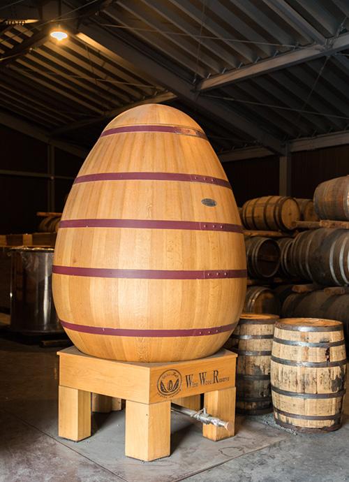 ワインカスクの樽